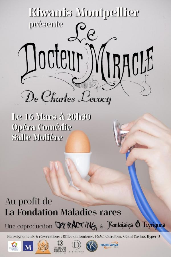Affiche dr miracle
